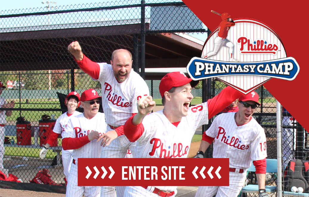 Phillies Phantasy Camp
